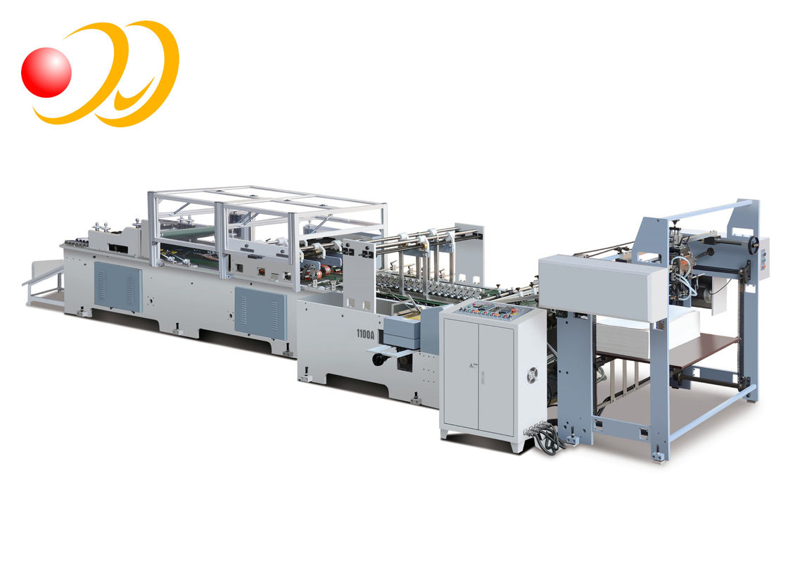 Semi Automatic Envelope Making Machine For Bread , French Fries