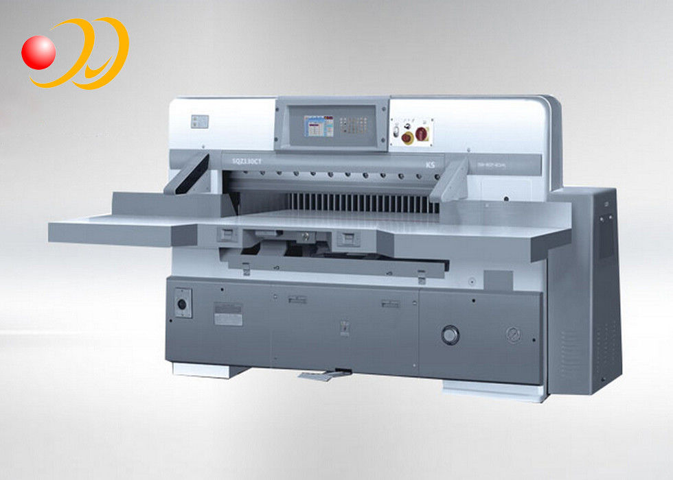 Cutting Machine For Paper , Paper Sheet Cutting Machine With CE Standards