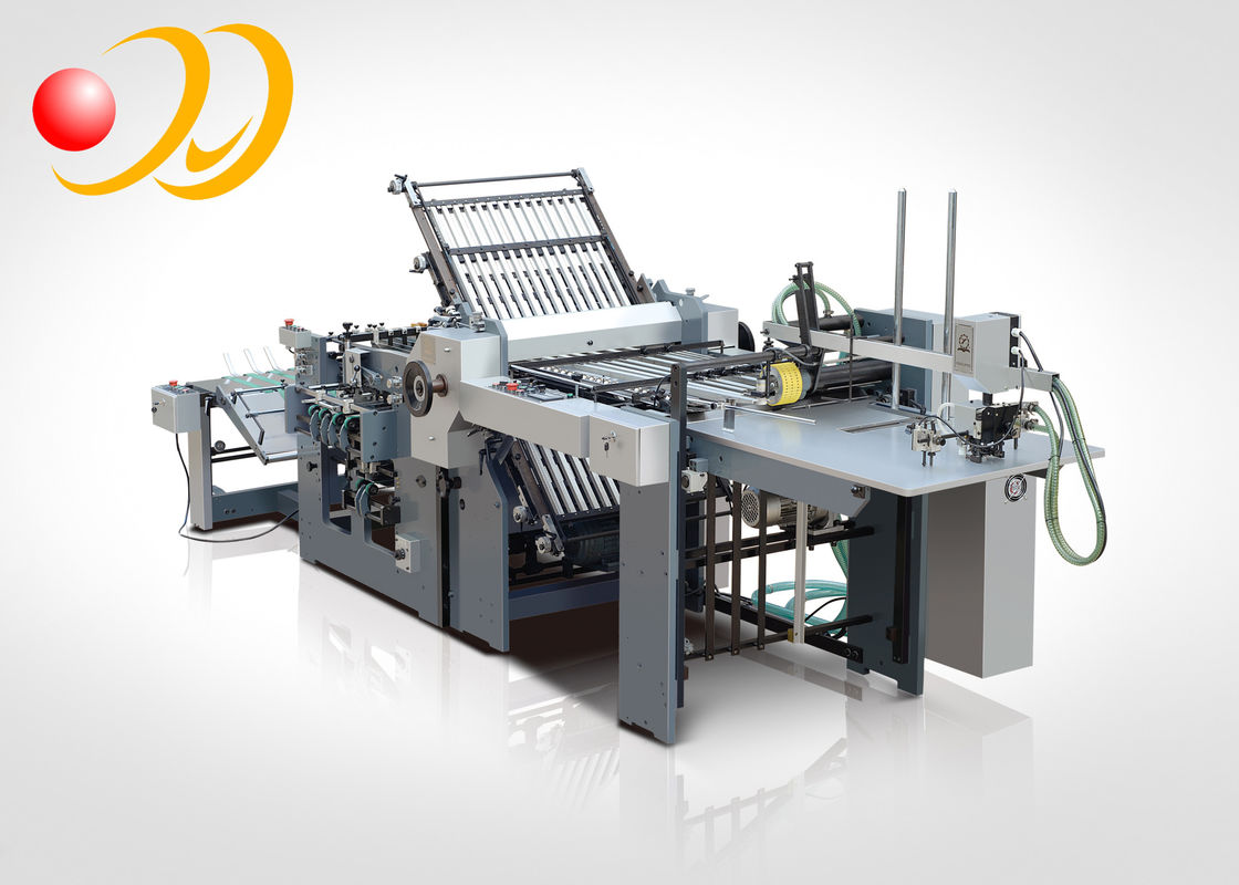 High Performance Commercial Folding Machines With Electrical System