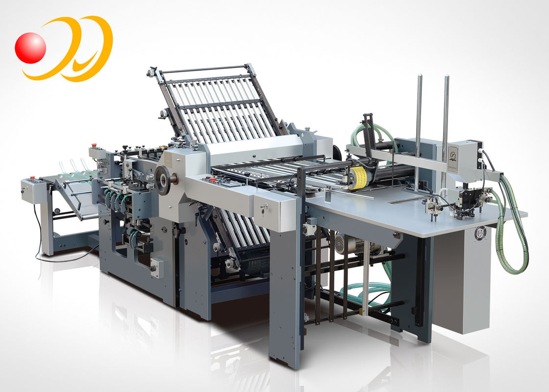 Automatic Paper Folding Machines With High - Precision Photoelectric