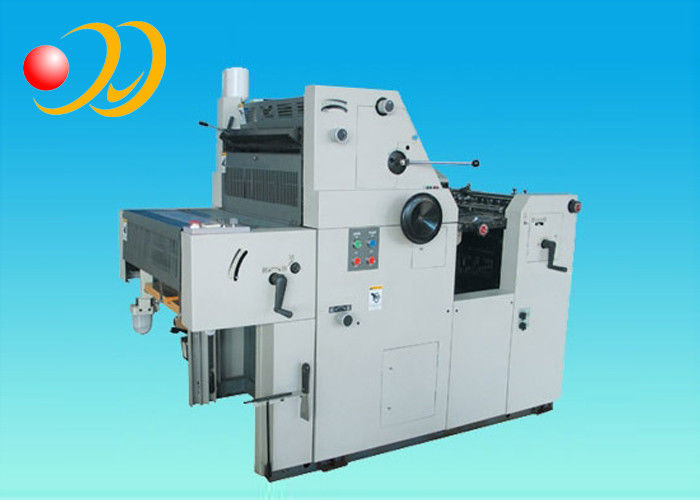 Multicolor Dry Offset Printing Machine With Excellent Dampening