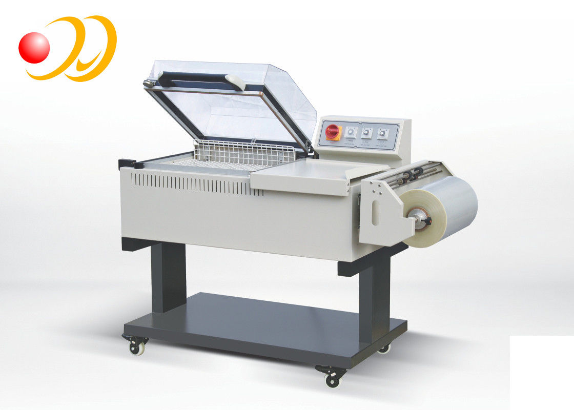 BTM-400 Shrink packaging Printing And Packaging Machines ( two - in - one )