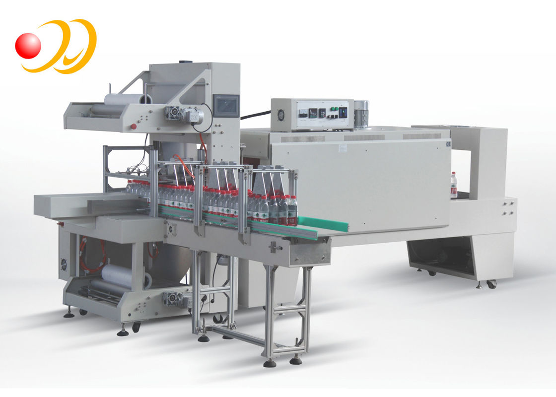 Automatic Sleeve Printing And Packaging Machines Shrinking Wrapping